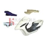 Plastic motor parts mould 007